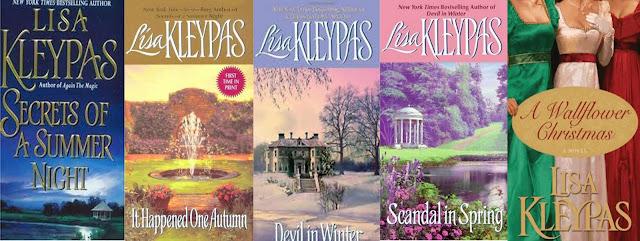 Una serie de novela histórica divertida