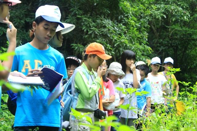 Trại hè Cúc Phương 2013