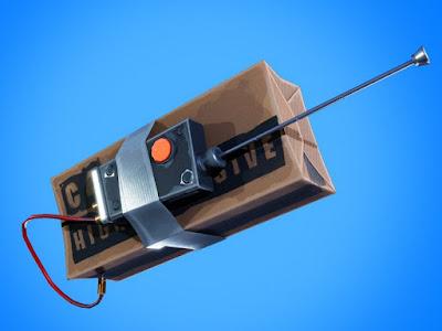 Fortnite Explosives