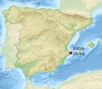 Localisation de Javéa