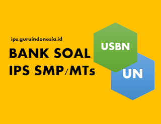 Bank Soal USBN & UN SMP/MTs 2019
