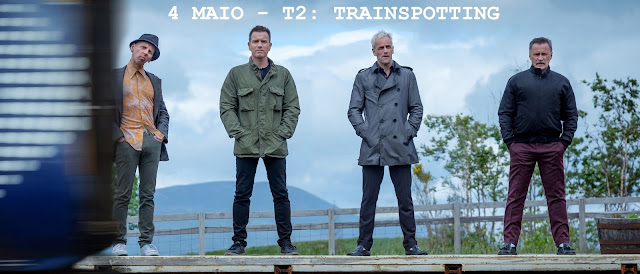T2: Trainspotting de Danny Boyle