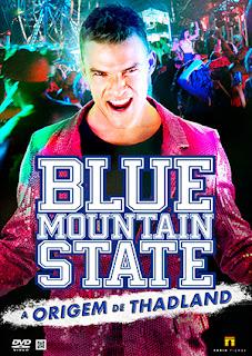 Blue Mountain State: A Origem de Thadland - HDRip Dual Áudio