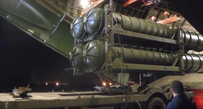 Pengiriman S-300 Rusia di Suriah