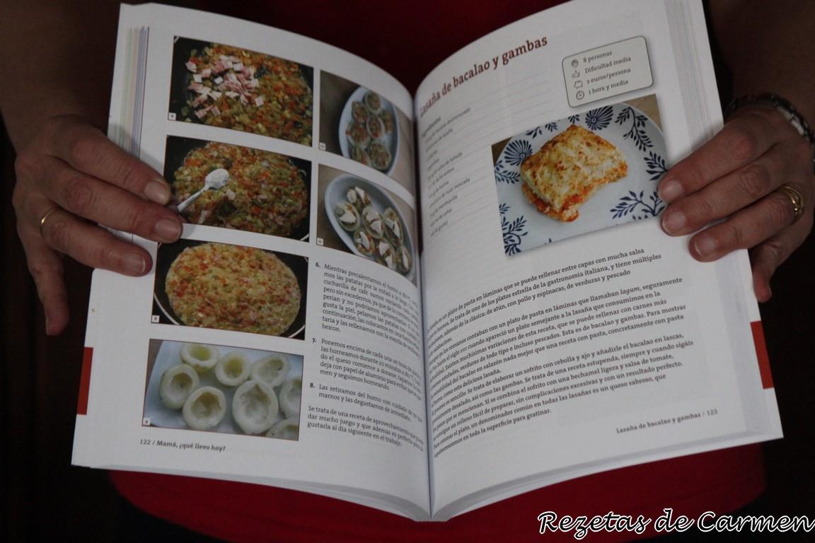 Recetas de t per para el curro un libro de rechupete for Taper de comida