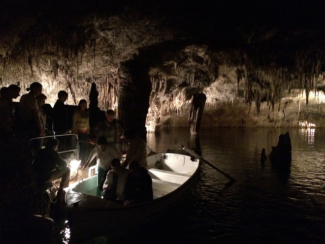 Mallorca coves