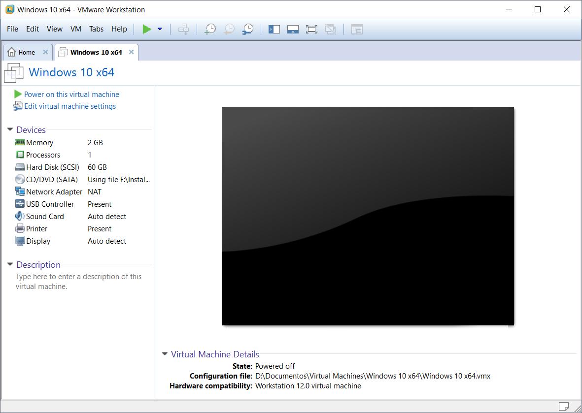 VMware Workstation 12.1 Pro