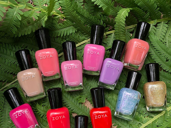 Zoya Sunshine Summer 2018 Collection