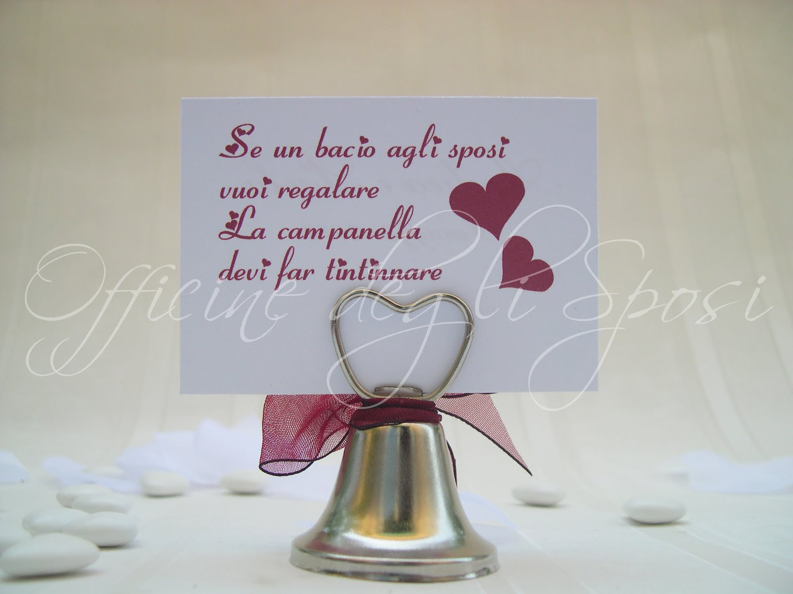 Frasi Auguri Matrimonio Originali : Frasi ringraziamento matrimonio segnaposto