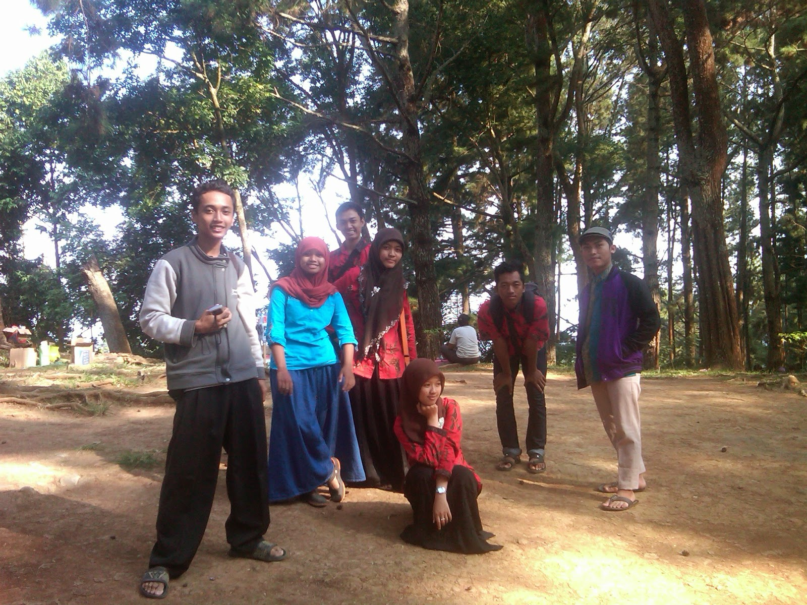 Family Grup Bumi Perkemahan Kajar Dawe Kudus