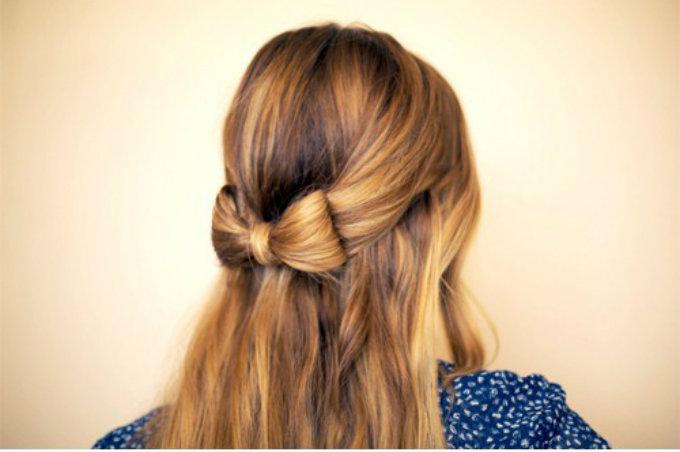penteado natalino