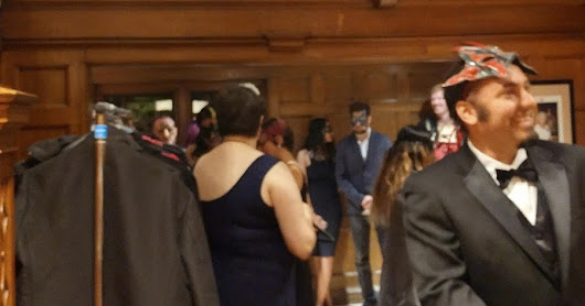 Time to get your inner geek out! A Halloween Night at Wayne Manor (Brock House Restuarant) Event Recap