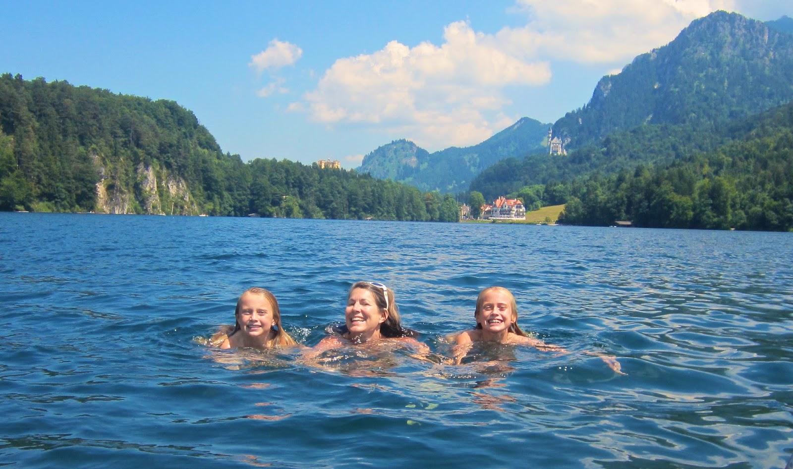 boys skinny dipping in greece