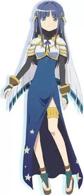 Sora Amamiya como Yachiyo Nanami (Aqua em KONOSUBA)
