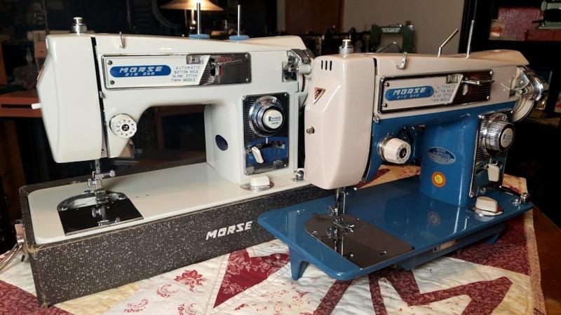 Still Stitching - Vintage Sewing Machines: Smarter