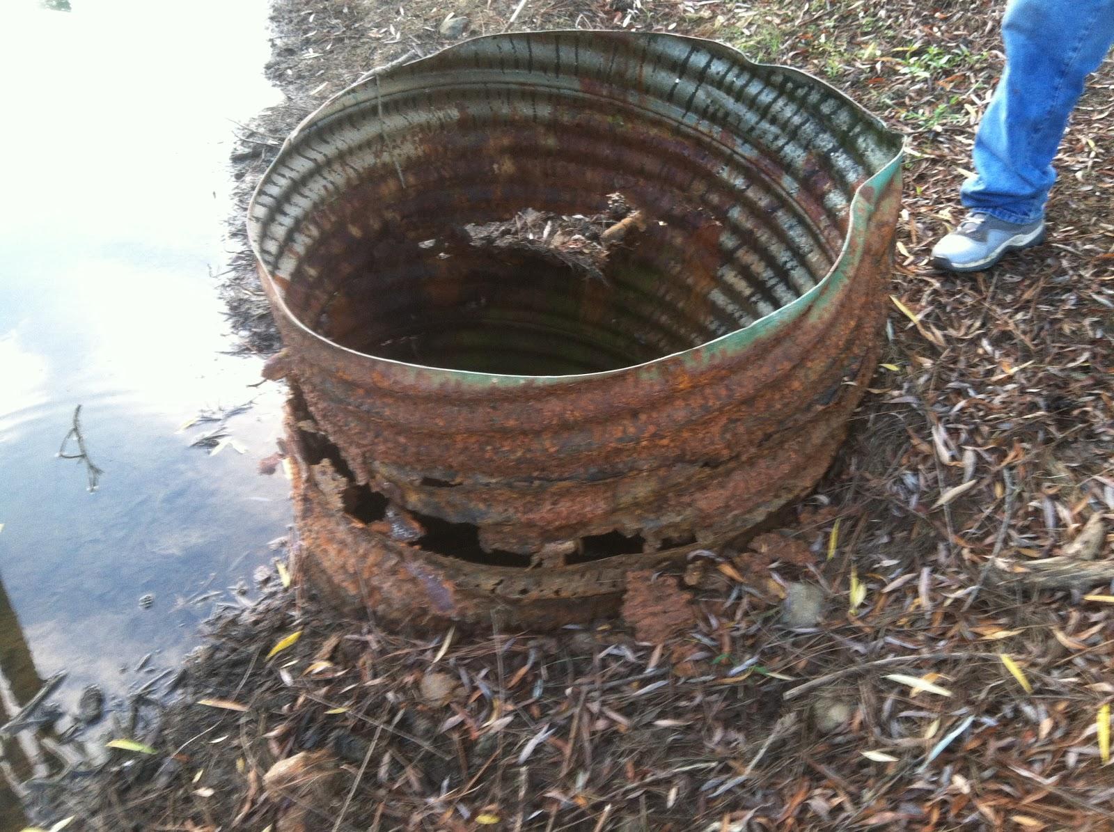 Pond Drain Pipe - Acpfoto
