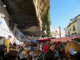 Setenil de las Bodegas - Calle Cuevas del Sol 02