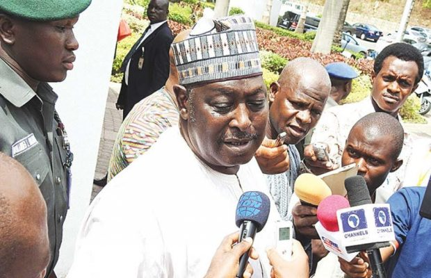 Babachir Lawal The Suspended SGF Collected N507m Bribe – Senate Committee