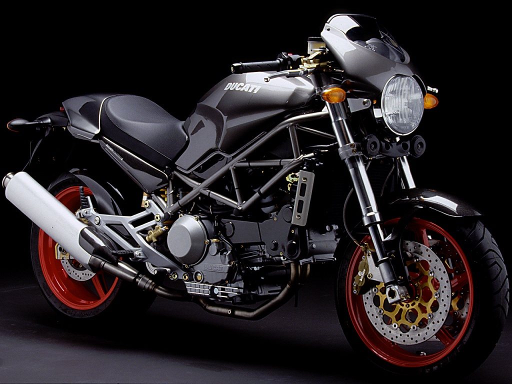 hot moto speed ducati monster. Black Bedroom Furniture Sets. Home Design Ideas
