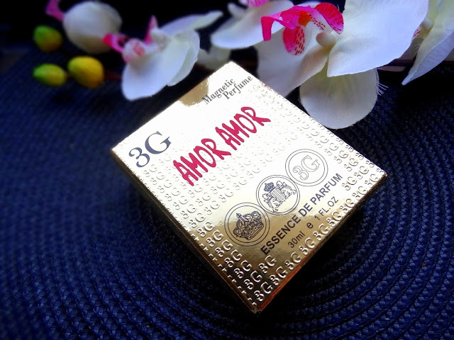 Esencja perfum 3G Magnetic Perfume odpowiednik Amor Amor