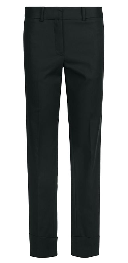 Fondo de armario rebajas FW 2015-2016 pantalones negros estrechos