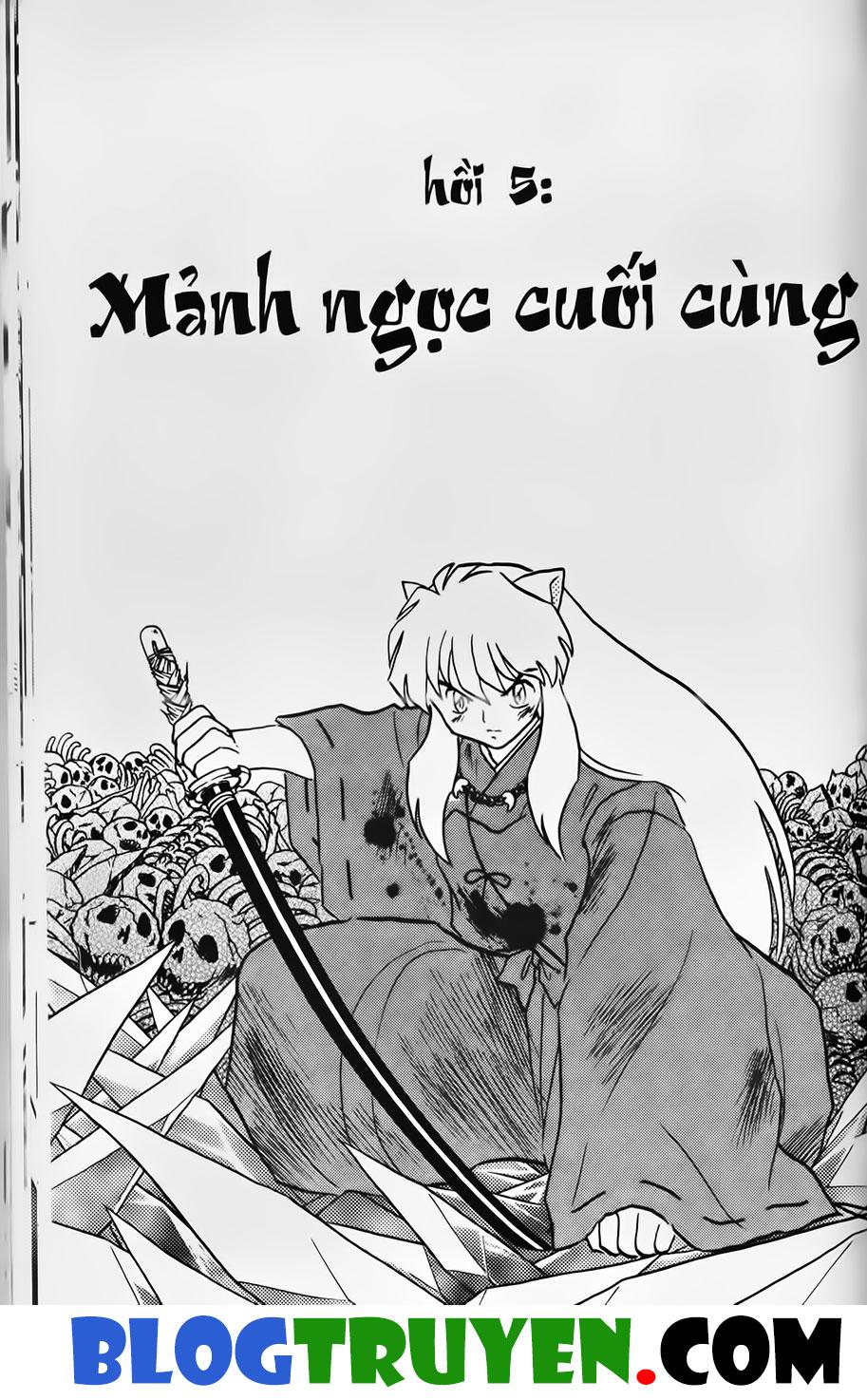 Inuyasha vol 33.5 trang 2