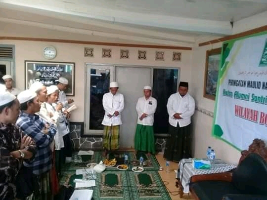 Kunjungan Pengurus Pusat Terhadap IAST Wilayah DKI-Bekasi