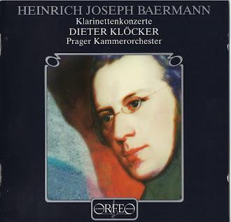 Heinrich Baermann: Clarinet Concertos