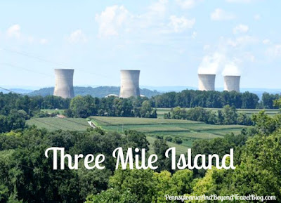 Three Mile Island Nuclear Plant in Middletown Pennsylvania