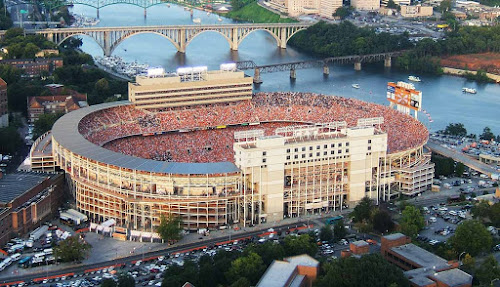 Estádio Neyland – Knoxville - Estados Unidos