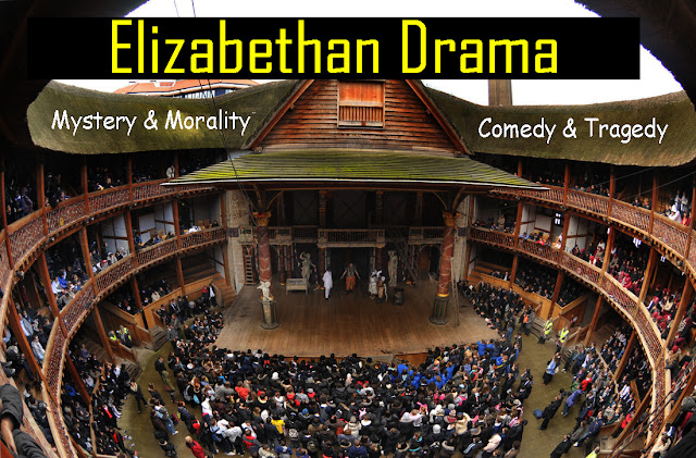 myexamsolution, Elizabethan drama, tragedy, comedy, shakespeare