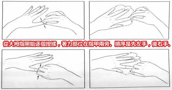 """五行""""指頭功"""":打通五臟經絡,治未病(手指瑜伽操)"""