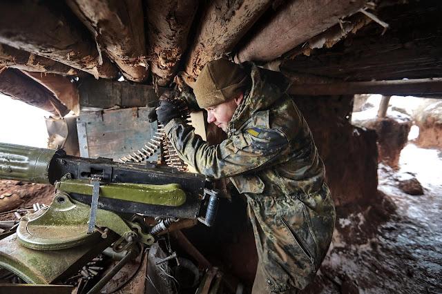 Война Украины с Россией