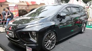 Modifikasi Paling Kece Xpander, Dari Xpander Mitsubishi Owners Club (X-MOC)