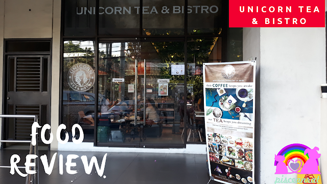 Unicorn Tea & Bistro review