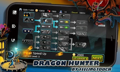 Dragon Hunter Mod Apk [Unlimited Money] v1.03