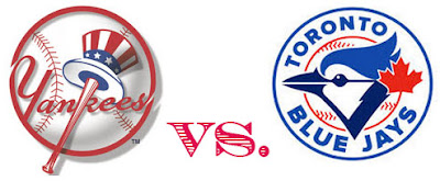MLB : Blue Jays Visit Yankees in Series Finale