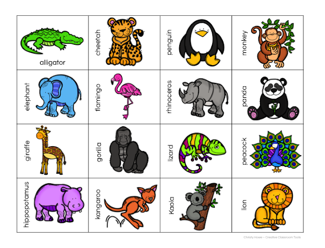 Need a fun divergent thinking activity to inspire and engage your K-2 students? Try making animal soup! This post includes free printables and implementation ideas to make creativity in the classroom a breeze!
