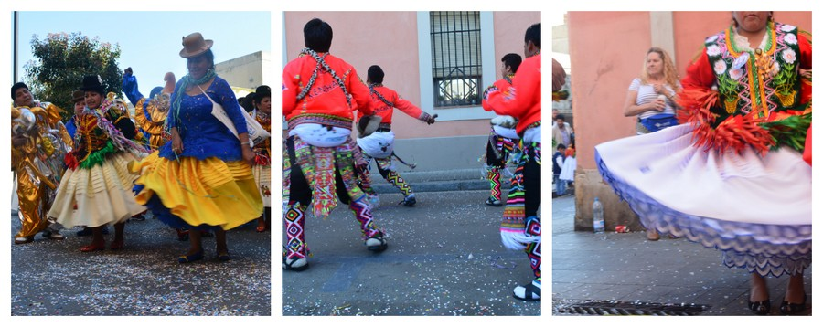 danse Carnaval Barceloneta