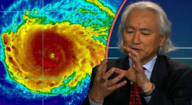Dr. Michio Kaku's Shocking Confession On TV: HAARP Is Responsible For The Recent Spate Of Hurricanes