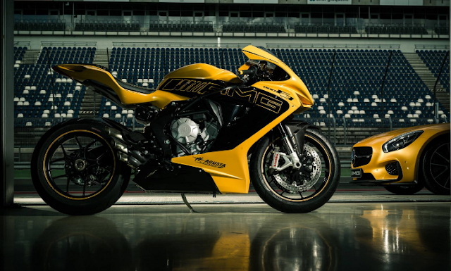 Mercedes-AMG Sells Its Stake In MV Augusta