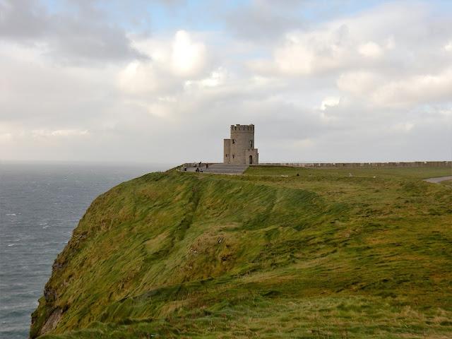Acantilados de la Locura, El Burren, Cliffs of Moher, Acantilados de Moher, Acantilados de la Locura, Irlanda, Elisa N, Blog de Viajes, Lifestyle, Travel, Torre O´Brien