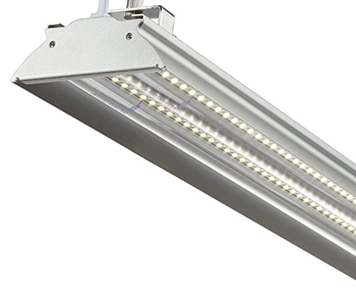 LED Flushmount Lighting Review: Our lighting choices for our new home. Learn how we saved $1000. | via monicawantsit.com
