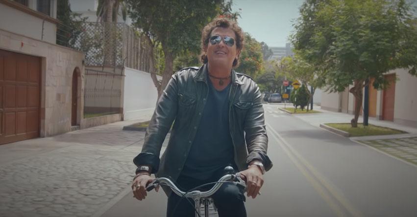 Video «Mañana» del cantautor colombiano Carlos Vives muestra las bondades turísticas del Perú [YouTube]