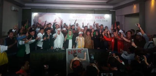 Tentukan Sikap, Yenny Wahid Bawa Kader Gus Dur Dukung Jokowi