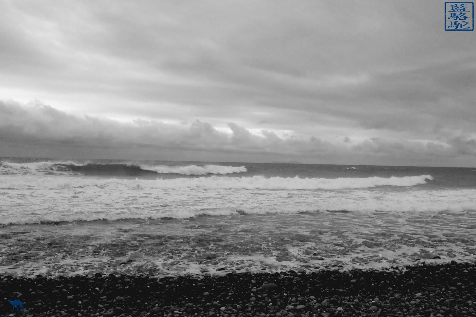Le Chameau Bleu - Blog Voyage Taiwan - les vagues de  Dong He - Vacances à Taiwan