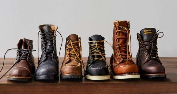 Four Most Comfortable Work Boots For You