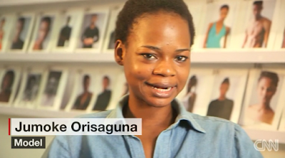 olajumoke orisaguna on cnn