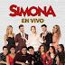 SIMONA - EN VIVO - 2018