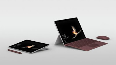 Microsoft Surface Go 10-inch Windows 10 tablet launched for $399